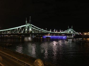ヨーロッパ横断旅6日目【ハンガリーブダペスト最終日】